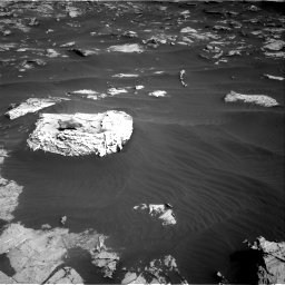 Nasa's Mars rover Curiosity acquired this image using its Right Navigation Camera on Sol 2658, at drive 2420, site number 78