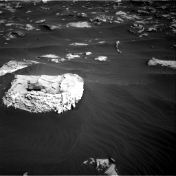 Nasa's Mars rover Curiosity acquired this image using its Right Navigation Camera on Sol 2658, at drive 2426, site number 78
