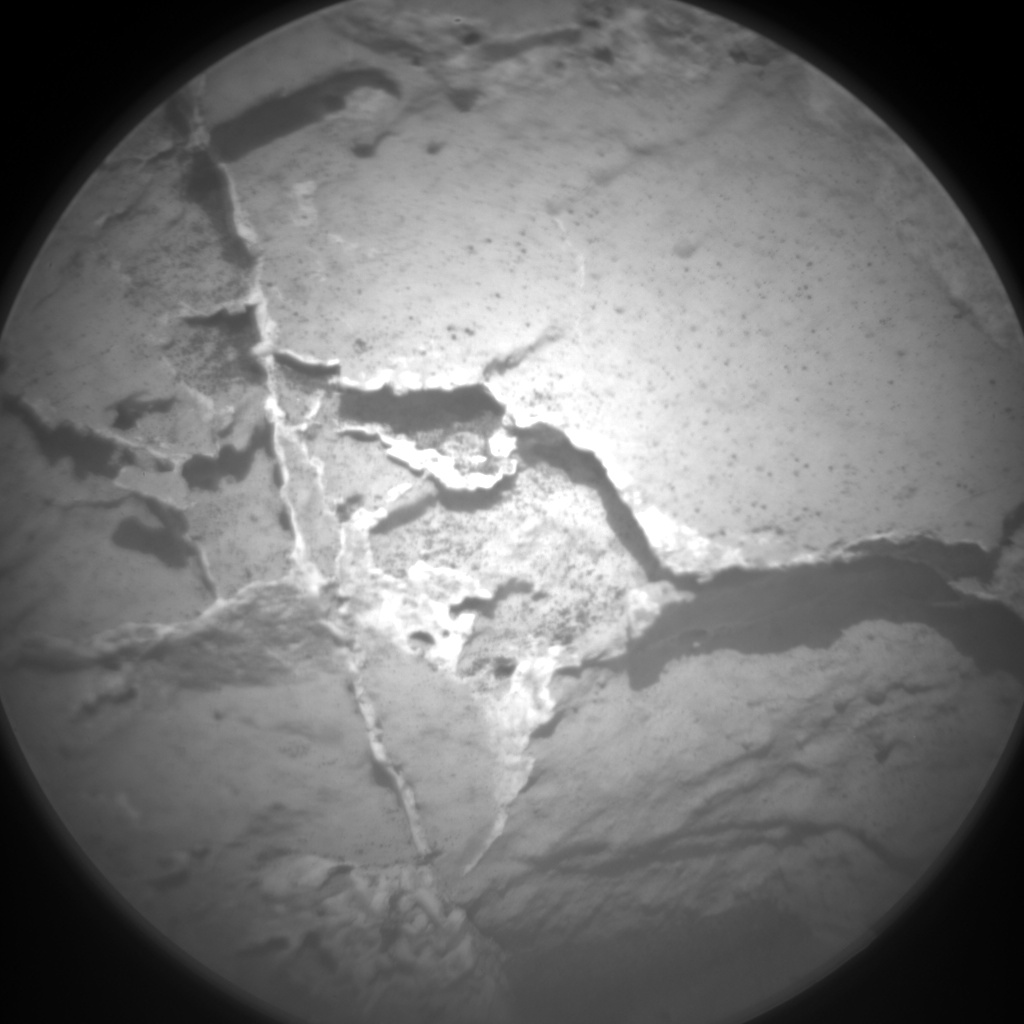 Nasa's Mars rover Curiosity acquired this image using its Chemistry & Camera (ChemCam) on Sol 2659, at drive 2444, site number 78