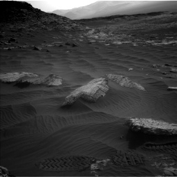 Nasa's Mars rover Curiosity acquired this image using its Left Navigation Camera on Sol 2659, at drive 2480, site number 78