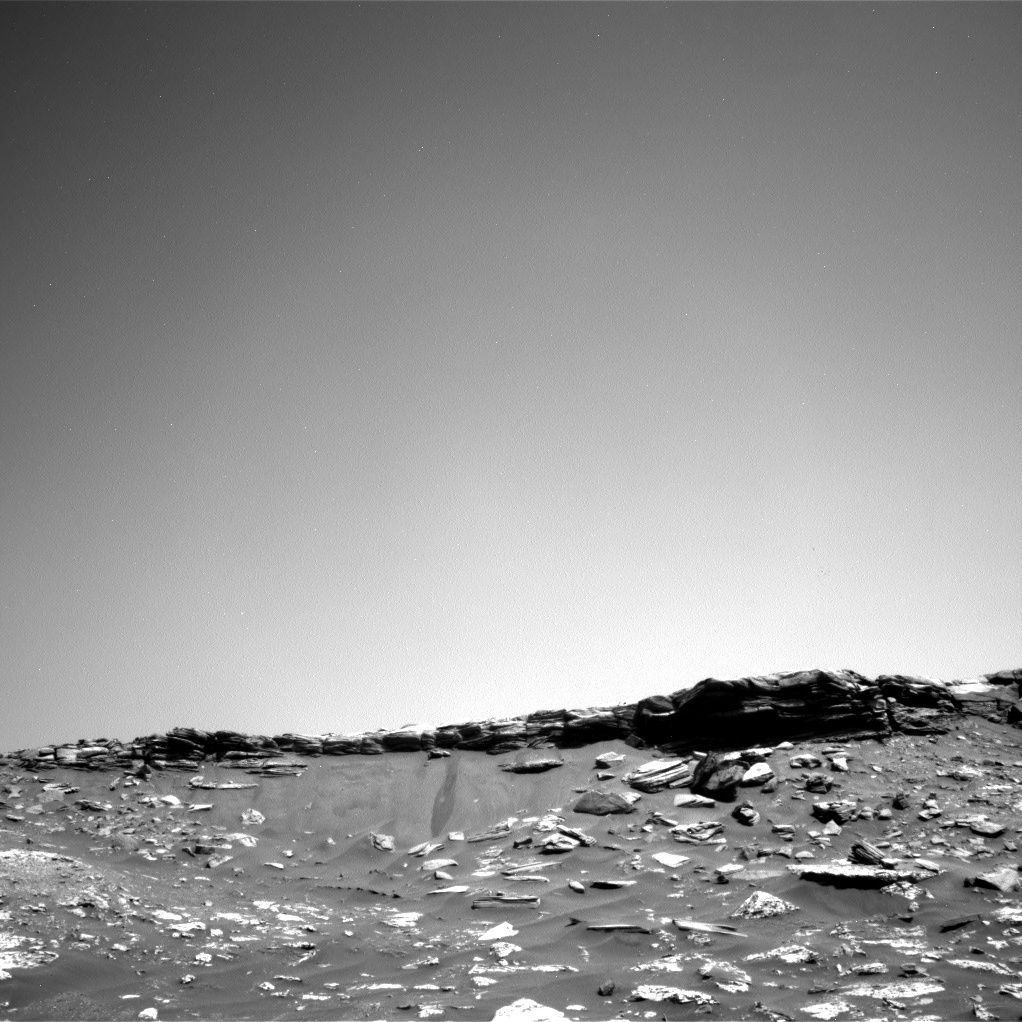 Nasa's Mars rover Curiosity acquired this image using its Right Navigation Camera on Sol 2659, at drive 2444, site number 78