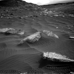 Nasa's Mars rover Curiosity acquired this image using its Right Navigation Camera on Sol 2659, at drive 2474, site number 78