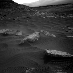 Nasa's Mars rover Curiosity acquired this image using its Right Navigation Camera on Sol 2659, at drive 2486, site number 78