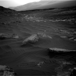 Nasa's Mars rover Curiosity acquired this image using its Right Navigation Camera on Sol 2659, at drive 2492, site number 78