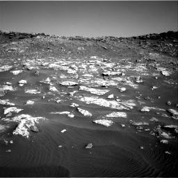 Nasa's Mars rover Curiosity acquired this image using its Right Navigation Camera on Sol 2659, at drive 2498, site number 78
