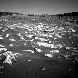 Nasa's Mars rover Curiosity acquired this image using its Right Navigation Camera on Sol 2659, at drive 2504, site number 78