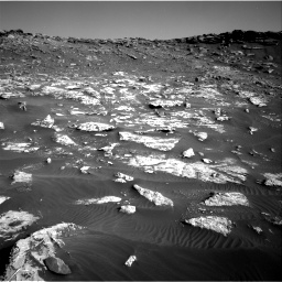 Nasa's Mars rover Curiosity acquired this image using its Right Navigation Camera on Sol 2659, at drive 2516, site number 78