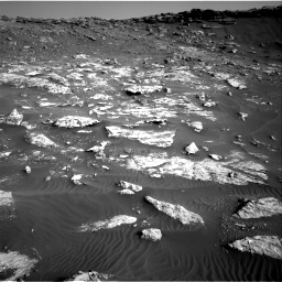 Nasa's Mars rover Curiosity acquired this image using its Right Navigation Camera on Sol 2659, at drive 2534, site number 78