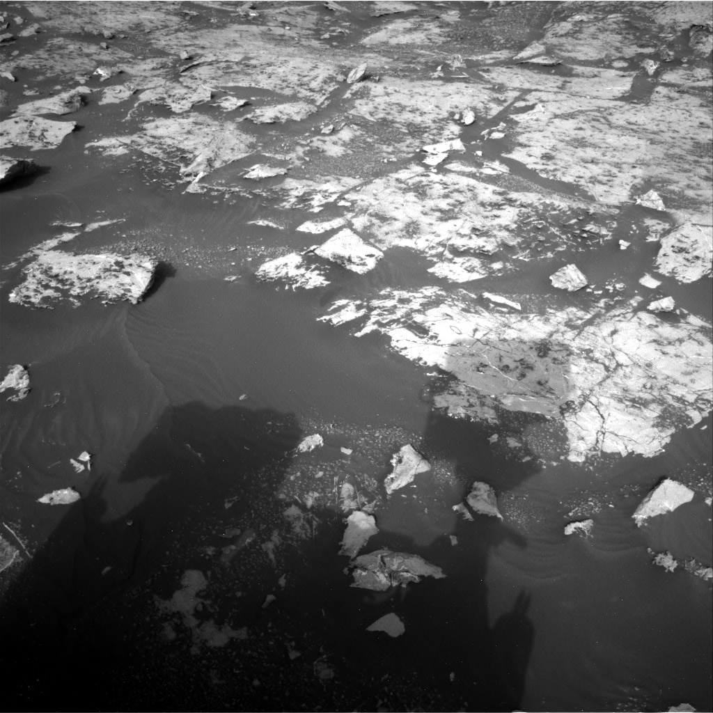 Nasa's Mars rover Curiosity acquired this image using its Right Navigation Camera on Sol 2659, at drive 2612, site number 78