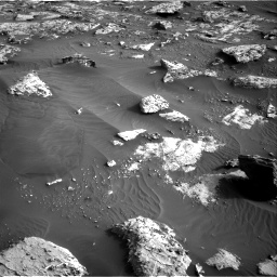 Nasa's Mars rover Curiosity acquired this image using its Right Navigation Camera on Sol 2659, at drive 2636, site number 78