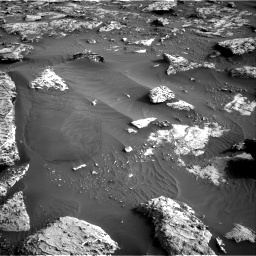 Nasa's Mars rover Curiosity acquired this image using its Right Navigation Camera on Sol 2659, at drive 2642, site number 78