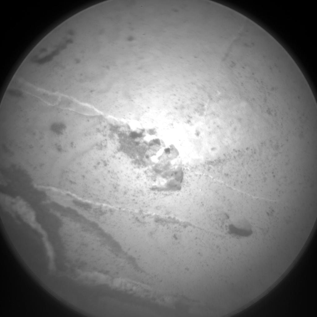 Nasa's Mars rover Curiosity acquired this image using its Chemistry & Camera (ChemCam) on Sol 2660, at drive 2684, site number 78