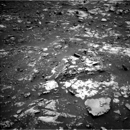 Nasa's Mars rover Curiosity acquired this image using its Left Navigation Camera on Sol 2661, at drive 2762, site number 78