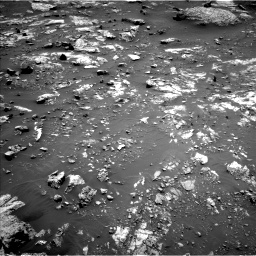 Nasa's Mars rover Curiosity acquired this image using its Left Navigation Camera on Sol 2661, at drive 2846, site number 78