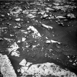 Nasa's Mars rover Curiosity acquired this image using its Right Navigation Camera on Sol 2661, at drive 2684, site number 78