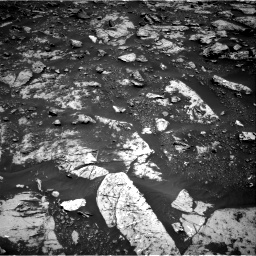 Nasa's Mars rover Curiosity acquired this image using its Right Navigation Camera on Sol 2661, at drive 2690, site number 78