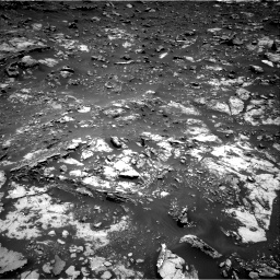 Nasa's Mars rover Curiosity acquired this image using its Right Navigation Camera on Sol 2661, at drive 2714, site number 78