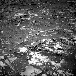 Nasa's Mars rover Curiosity acquired this image using its Right Navigation Camera on Sol 2661, at drive 2720, site number 78