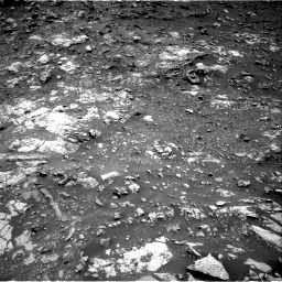 Nasa's Mars rover Curiosity acquired this image using its Right Navigation Camera on Sol 2661, at drive 2744, site number 78