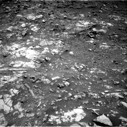 Nasa's Mars rover Curiosity acquired this image using its Right Navigation Camera on Sol 2661, at drive 2750, site number 78