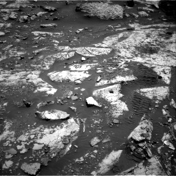 Nasa's Mars rover Curiosity acquired this image using its Right Navigation Camera on Sol 2661, at drive 2774, site number 78