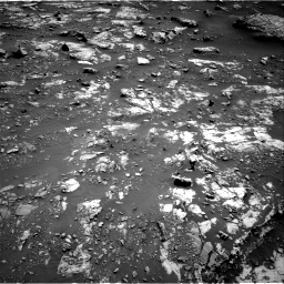 Nasa's Mars rover Curiosity acquired this image using its Right Navigation Camera on Sol 2661, at drive 2792, site number 78