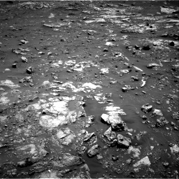 Nasa's Mars rover Curiosity acquired this image using its Right Navigation Camera on Sol 2661, at drive 2822, site number 78