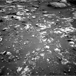 Nasa's Mars rover Curiosity acquired this image using its Right Navigation Camera on Sol 2661, at drive 2846, site number 78