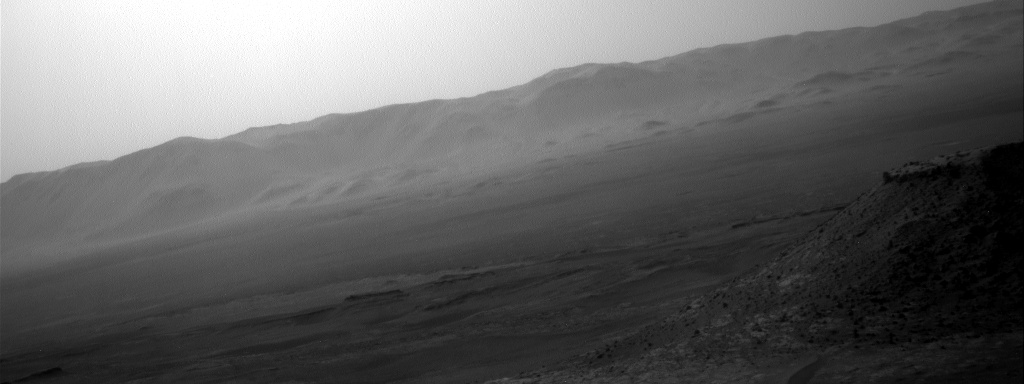 Nasa's Mars rover Curiosity acquired this image using its Right Navigation Camera on Sol 2661, at drive 2858, site number 78