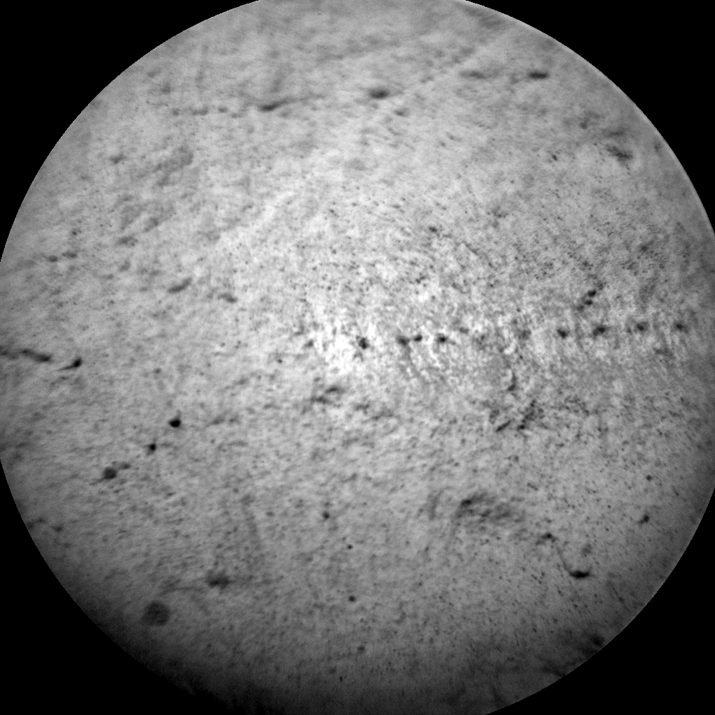 Nasa's Mars rover Curiosity acquired this image using its Chemistry & Camera (ChemCam) on Sol 2662, at drive 2858, site number 78
