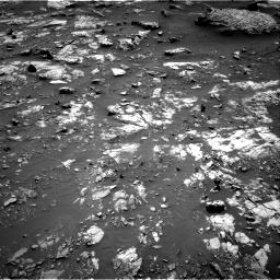 Nasa's Mars rover Curiosity acquired this image using its Right Navigation Camera on Sol 2664, at drive 2870, site number 78