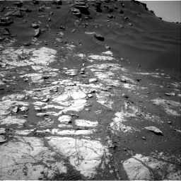 Nasa's Mars rover Curiosity acquired this image using its Right Navigation Camera on Sol 2664, at drive 2876, site number 78