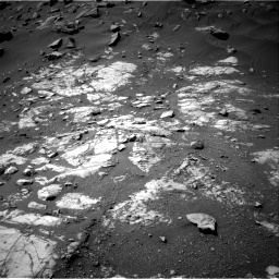 Nasa's Mars rover Curiosity acquired this image using its Right Navigation Camera on Sol 2664, at drive 2888, site number 78