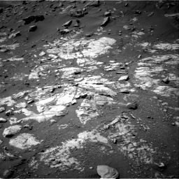 Nasa's Mars rover Curiosity acquired this image using its Right Navigation Camera on Sol 2664, at drive 2900, site number 78