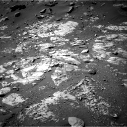Nasa's Mars rover Curiosity acquired this image using its Right Navigation Camera on Sol 2664, at drive 2906, site number 78