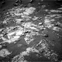 Nasa's Mars rover Curiosity acquired this image using its Right Navigation Camera on Sol 2664, at drive 2918, site number 78