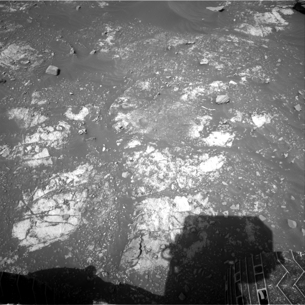 Nasa's Mars rover Curiosity acquired this image using its Right Navigation Camera on Sol 2664, at drive 0, site number 79