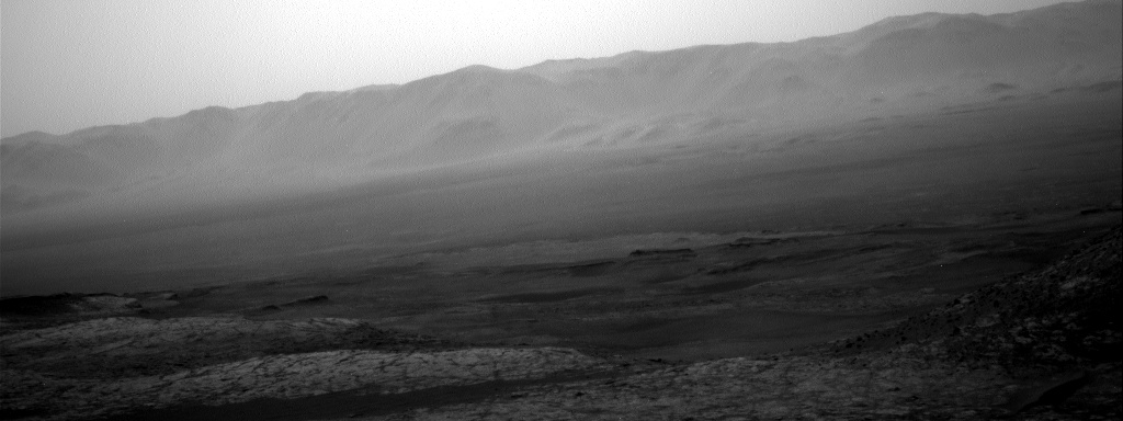Nasa's Mars rover Curiosity acquired this image using its Right Navigation Camera on Sol 2665, at drive 0, site number 79