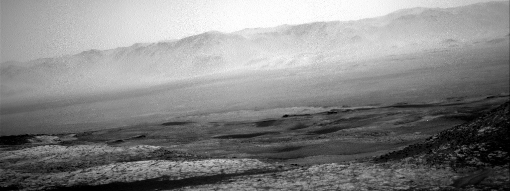 Nasa's Mars rover Curiosity acquired this image using its Right Navigation Camera on Sol 2667, at drive 0, site number 79