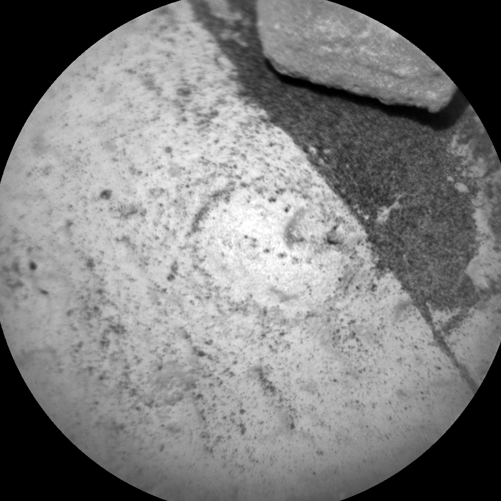 Nasa's Mars rover Curiosity acquired this image using its Chemistry & Camera (ChemCam) on Sol 2667, at drive 0, site number 79