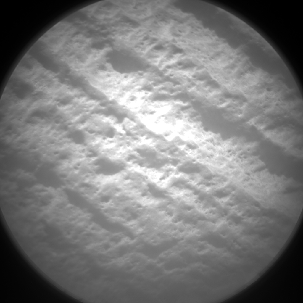 Nasa's Mars rover Curiosity acquired this image using its Chemistry & Camera (ChemCam) on Sol 2670, at drive 0, site number 79