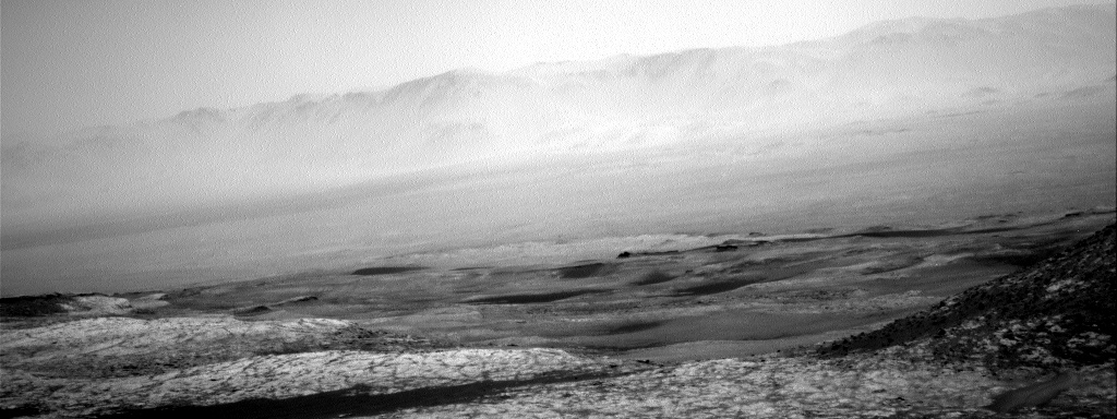 Nasa's Mars rover Curiosity acquired this image using its Right Navigation Camera on Sol 2670, at drive 0, site number 79