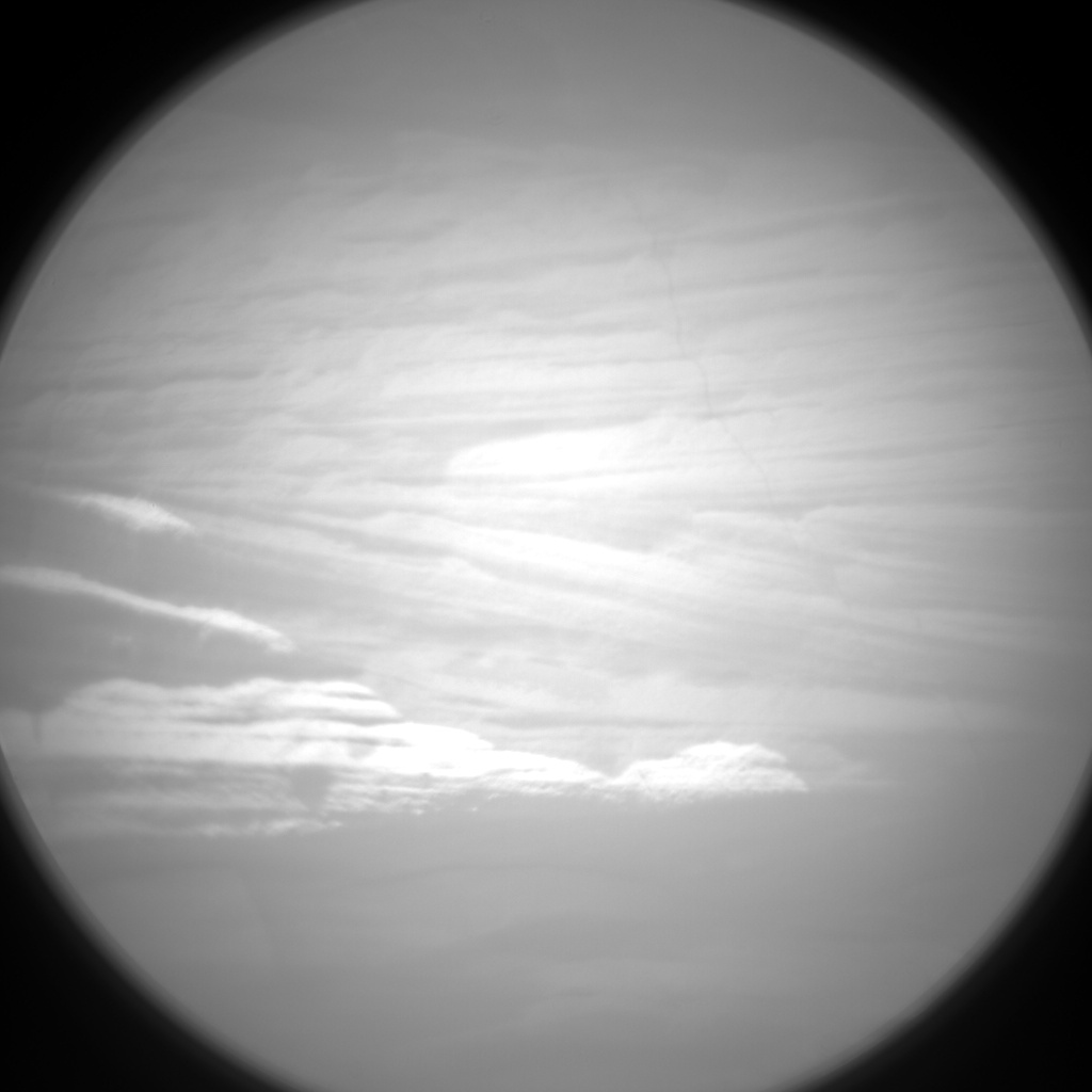 Nasa's Mars rover Curiosity acquired this image using its Chemistry & Camera (ChemCam) on Sol 2674, at drive 0, site number 79