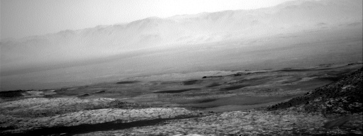 Nasa's Mars rover Curiosity acquired this image using its Right Navigation Camera on Sol 2674, at drive 0, site number 79