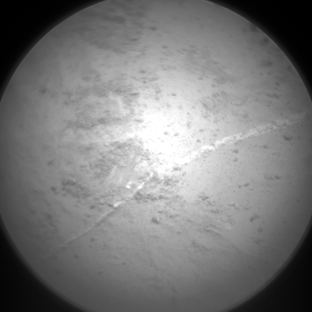 Nasa's Mars rover Curiosity acquired this image using its Chemistry & Camera (ChemCam) on Sol 2675, at drive 0, site number 79