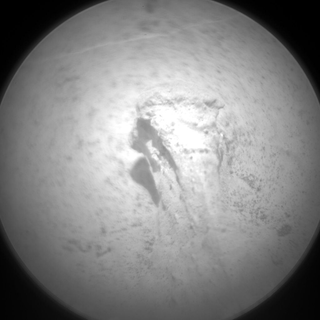 Nasa's Mars rover Curiosity acquired this image using its Chemistry & Camera (ChemCam) on Sol 2679, at drive 0, site number 79