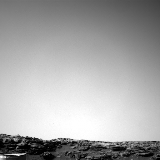 Nasa's Mars rover Curiosity acquired this image using its Right Navigation Camera on Sol 2679, at drive 0, site number 79