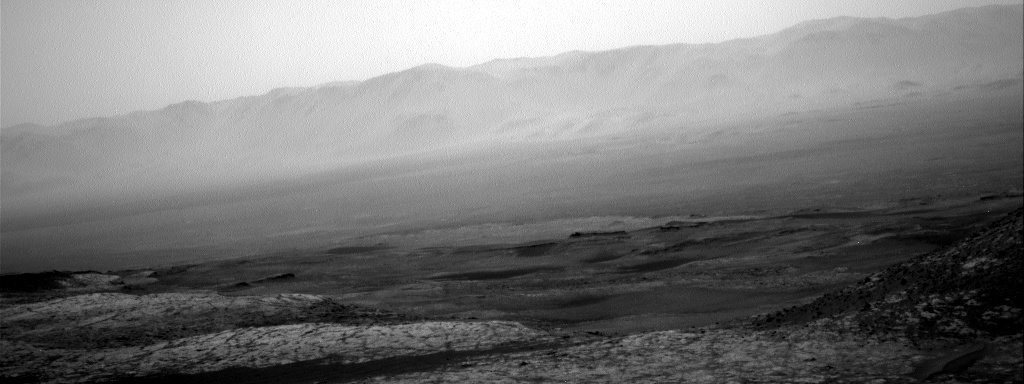 Nasa's Mars rover Curiosity acquired this image using its Right Navigation Camera on Sol 2680, at drive 0, site number 79