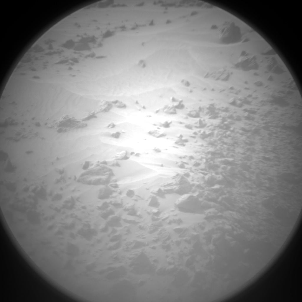 Nasa's Mars rover Curiosity acquired this image using its Chemistry & Camera (ChemCam) on Sol 2684, at drive 0, site number 79