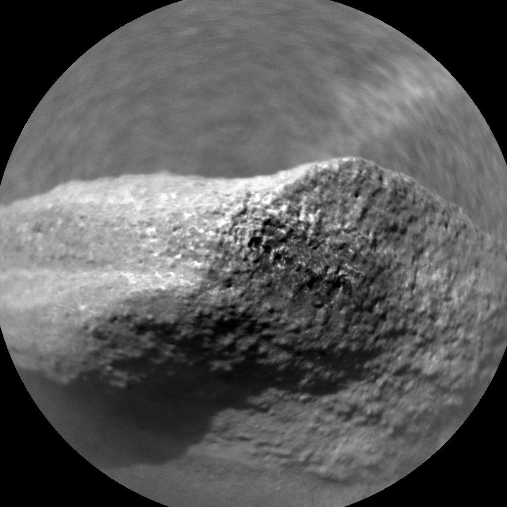 Nasa's Mars rover Curiosity acquired this image using its Chemistry & Camera (ChemCam) on Sol 2685, at drive 0, site number 79